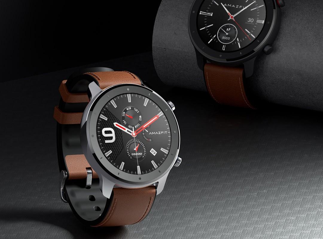 Đồng hồ thông minh Amazfit GTR 47mm