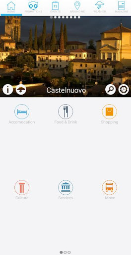 Castelnuovo iTown