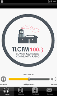 TLC FM 100.3- screenshot thumbnail