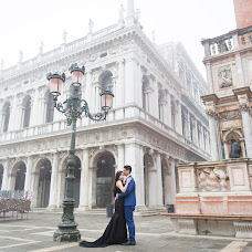 Hochzeitsfotograf Natalya Yasinevich (nata). Foto vom 01.08.2018