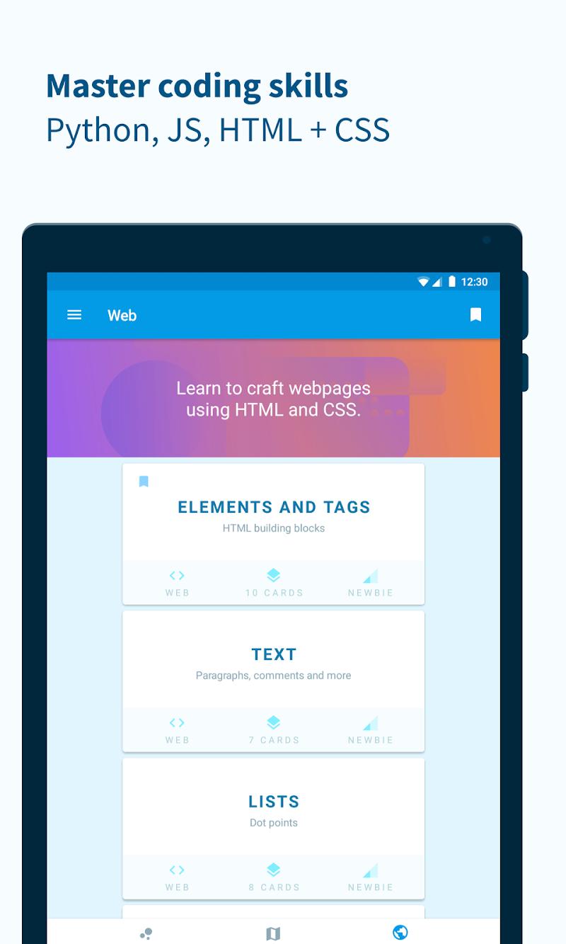 Encode: Learn to Code Screenshot 13