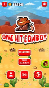One Hit Cowboy - náhled