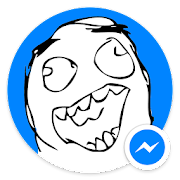 Meme Sticker for Messenger