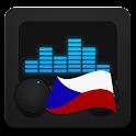 Czech radio icon