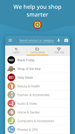 PriceSpy - Free price comparison screenshots 1