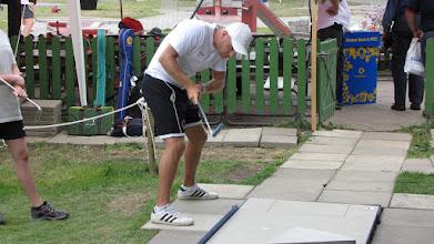 Photo: The reigning world champion, Jonas Gustafsson, Sweden. Photo: Hans Bergström