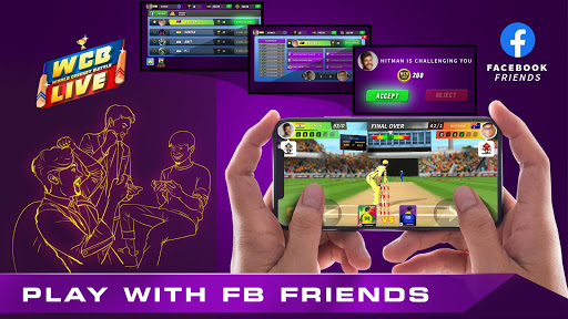 WCB LIVE: Cricket Multiplayer 2020 0.2.9 screenshots 5