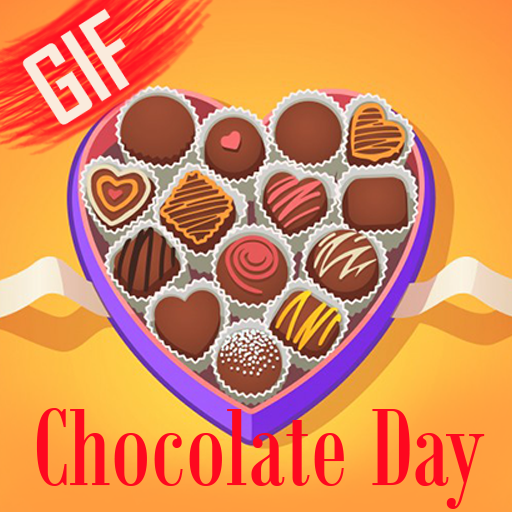 Chocolate Gif, Chocolate Day GIF 2018