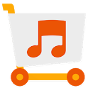 Music Store powered by レコチョク icon
