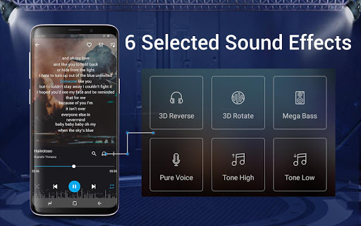 Music Player - Audio Player & 10 Bands Equalizer app (apk