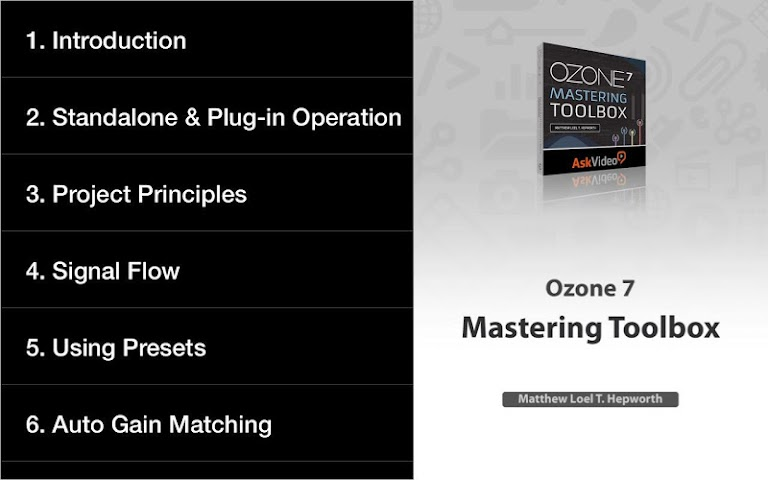 android Mastering Toolbox for Ozone 7 Screenshot 5