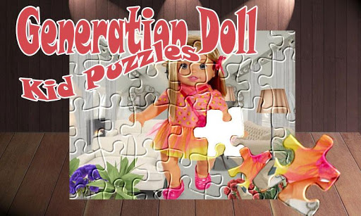 Our Generation Doll Games: Kid