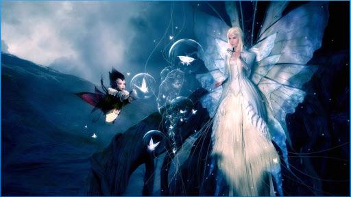 ファンタジー妖精の壁紙