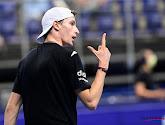 Ugo Humbert wint finale van de jonge wolven op de European Open