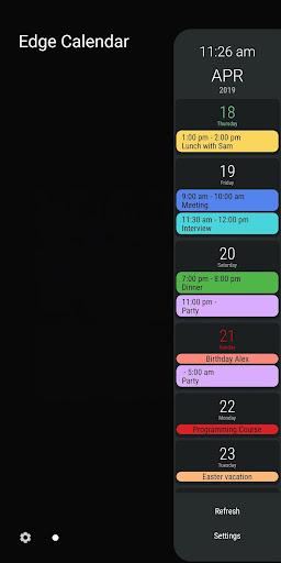 PC u7528 Edge Calendar 1