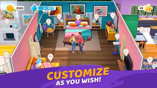 Gallery: Coloring Book by Number & Home Decor Game  screenshots 3