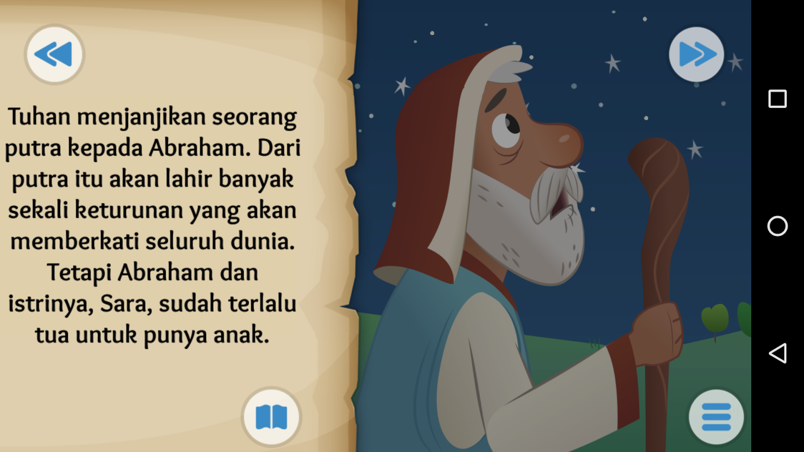 Aplikasi Alkitab Anak Anak Apl Android Di Google Play