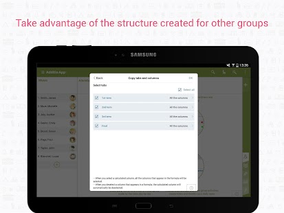 Teacher's Gradebook - Additio- screenshot thumbnail