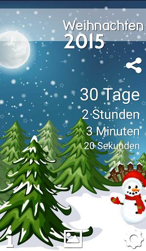 Weihnachts-Countdown 2016