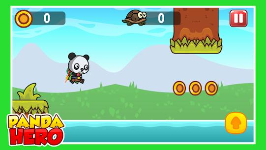 Panda Hero : Jump and Shooter Game 4