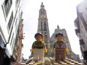 Photo: Antwerp: Cathedral of Our Lady