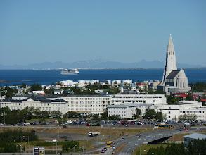 Photo: Reykjavík, Blick vom Perlan