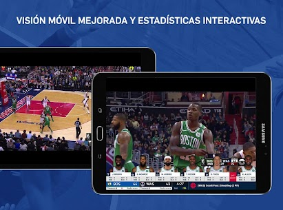 NBA App 9