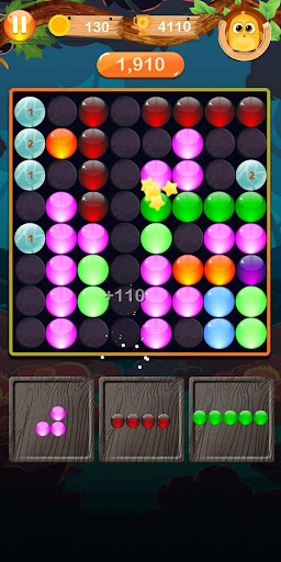 Summer party : Block puzzle - screenshot