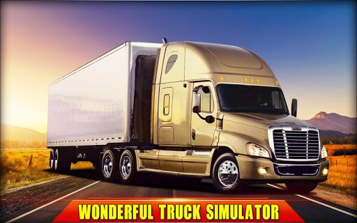 Heavy truck simulator USA 1.3.6 screenshots 2