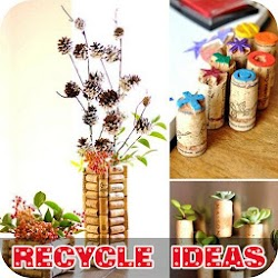 Easy Recycled Craft Tutorial