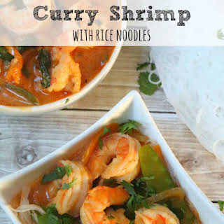 Thai Shrimp With Rice Noodles Recipes.
