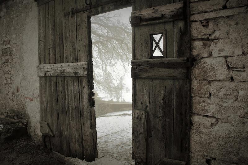 Freddo alla porta di yuna57