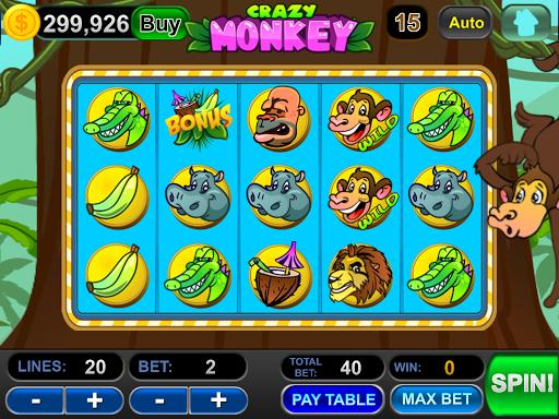 Crazy monkey описание игрового автомата