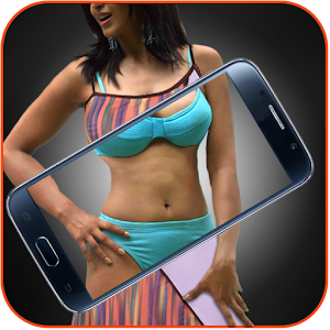 Cloth Scanner Simulator Prank - Android Apps on Google Play