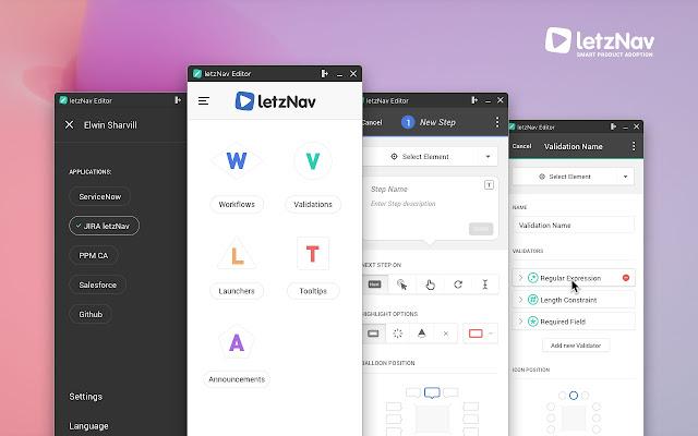 letzNav Editor