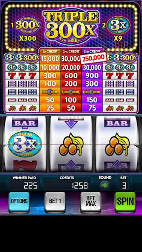 Triple 300x Free Vegas Slots android2mod screenshots 1