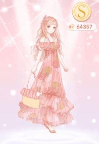 4-11「ドレスに挑戦」