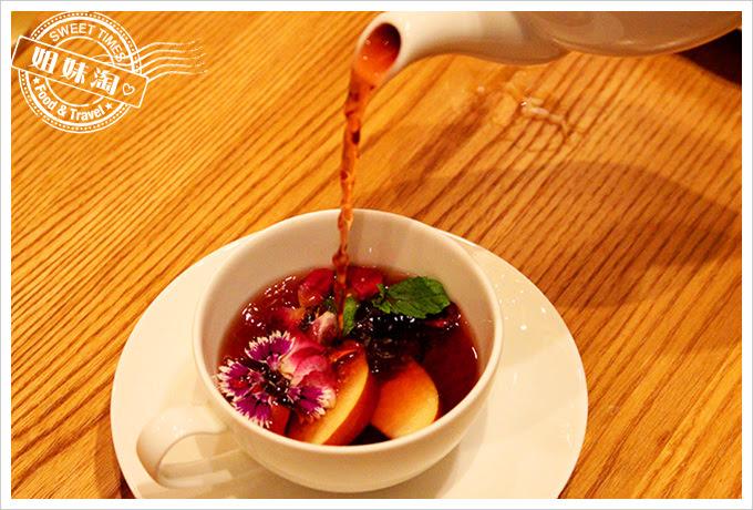 Afternoon Tea統一午茶時光蔓越莓蘋果茶4