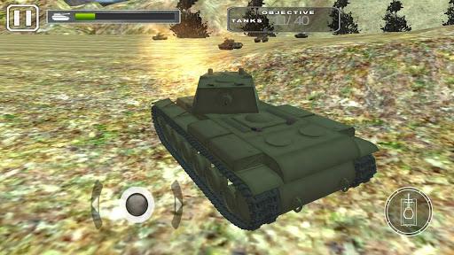 Tanks Team Conflict
