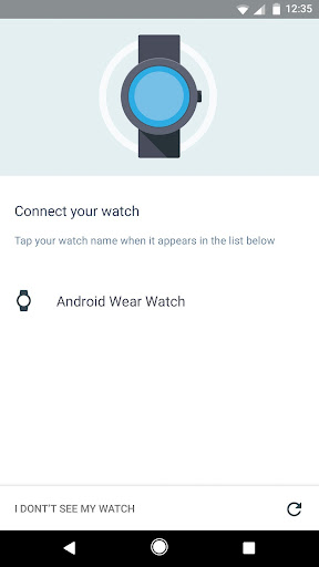 Android Wear - Smartwatch screenshot 3