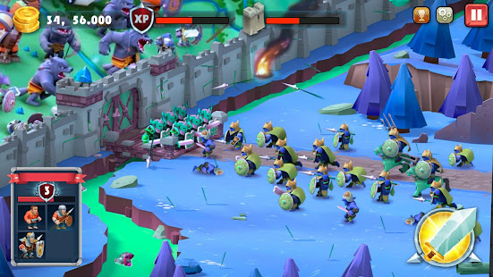 Castle Defense v1.1 APK Full