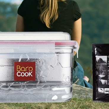 Barocook (1200mL)  無火烹調盒