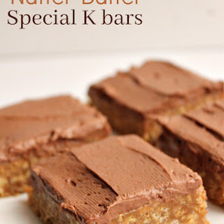 Peanut Butter Special K Candy Recipes