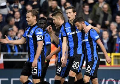 Bruges prouve à Genk que la saison sera encore longue