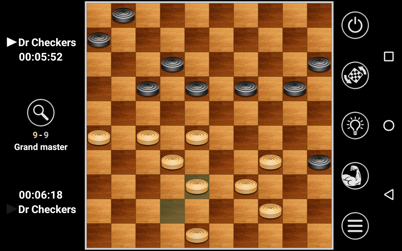 Draughts Pro- screenshot