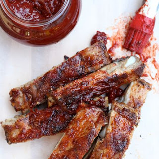 Zesty Cherry Barbecue Sauce