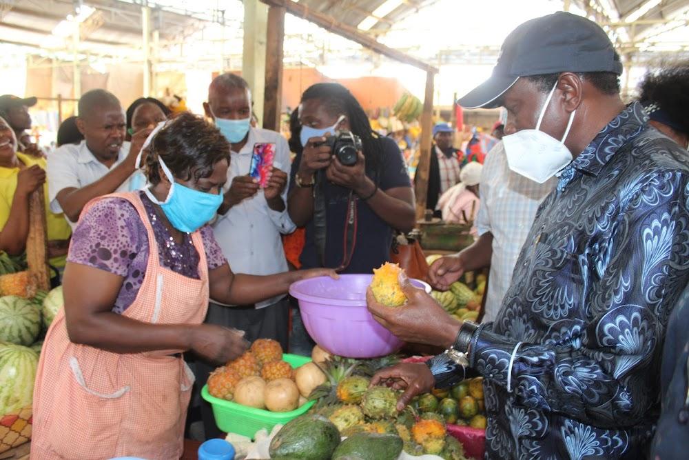 Kalonzo advises 'anti-change agents' to support BBI