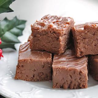 Chocolate Fudge With Evaporated Milk Recipes