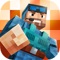 Cube Battle World War Survival icon