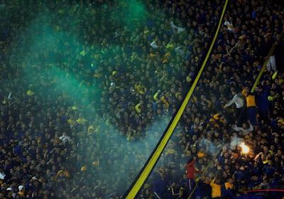 ? Plus de 50.000 personnes à l'entraînement de Boca Juniors avant la finale retour de la Copa Libertadores